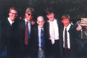 Robert-and-Friends-following-High-School-Graduation